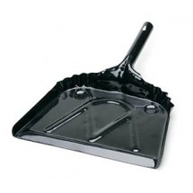 Royal DUST HAND Dust Pan with Metal Black Finish