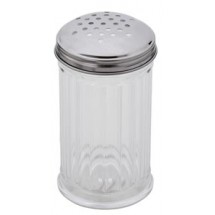 Royal ROY CS 12 Stainless Steel 12 Oz. Perforated Shaker / Pourer