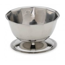 Royal ROY SUP 1 Stainless Steel 16 Oz. Supreme Bowl
