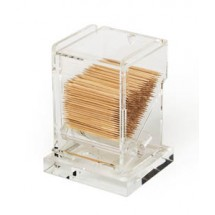 Royal ROY TPD 1 Clear Acrylic Toothpick Dispenser