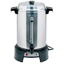 Royal WB 13500 Aluminum 12 to 36 Cup West Bend Institutional Percolator