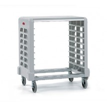 Rubbermaid 331600OWHT Max System Prep Cart with Cutting Board