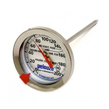 Rubbermaid FGCM200C Pelouze Meat Thermometer