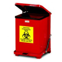 Rubbermaid QST7SSRB 7 Gallon Silent Defender Step Can