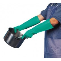 San Jamar 19NU-M Medium Nitrile Pot And Sink Gloves