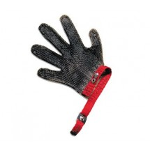 San Jamar MGA515M Medium Steel Mesh No-Cut Gloves