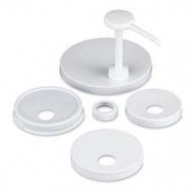 San Jamar P7310 Condiment Pump Dispenser Kit