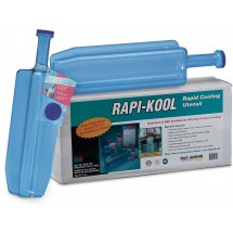 San Jamar RCU1282 Two Pack Rapi-Kool 128 Oz. Cold Paddles