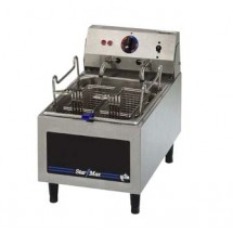 Star 510FF CSA Star-Max 10 lb. Electric Single Pot Fryer