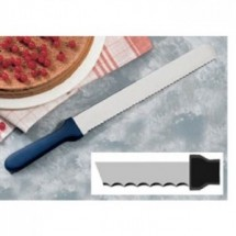 Thermohauser 66071 Baker's Knife with wavy edge