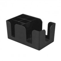 Thunder Group PLBC006 Bar Caddy 6 Compartment