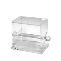 Thunder Group PLSD001 Acrylic Stir Dispenser