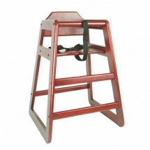 Thunder Group WDTHHC020 Wood High Chair