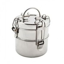 To Go Ware Snack Stack Stainless Steel Tiffin