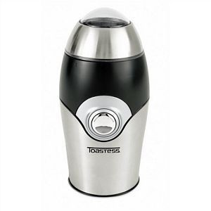 Toastess TCG357 Stainless Steel Coffee and Spice Grinder