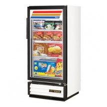 True GDM-10F 10 Cu Ft One-Section Glass Door Freezer Merchandiser