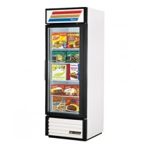 True GDM-23F 23 Cu Ft One-Section Glass Door Freezer Merchandiser