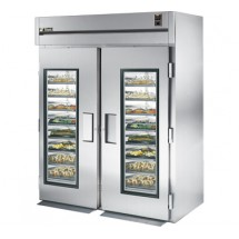 True STA2RRI-2G 75 Cu Ft Roll-In Two-Section Refrigerator