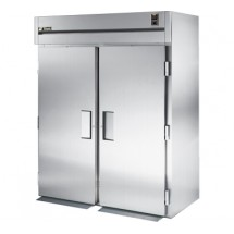 True STA2RRI-2S 75 Cu Ft Roll-In Two-Section Refrigerator