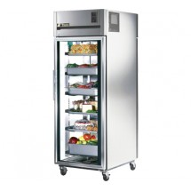 True STG1RPT-1G-1S 31 Cu Ft Pass-Thru One-Section Refrigerator