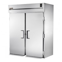 True STR2RRI-2S 75 Cu Ft Roll-In Two-Section Refrigerator