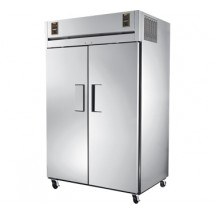 True TA2DT-2S 26 cu ft / 24 Cu Ft Dual Temp Two-Section Refrigerator / Freezer