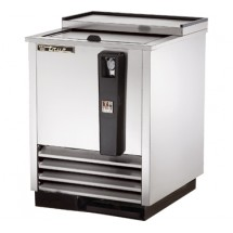 True TD-24-7-S Flat-Top Can / Bottle Cooler