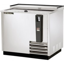 True TD-36-12-S Flat-Top Can / Bottle Cooler
