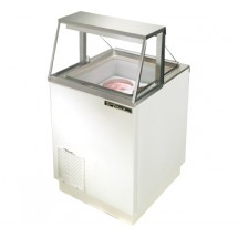 True TDC-27 4.6 Cu Ft Ice Cream Ice Cream Dipping Cabinet