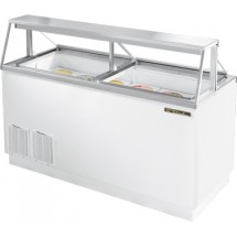 True TDC-67 18.8 Cu Ft Ice Cream Ice Cream Dipping Cabinet
