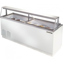 True TDC-87 27.9 Cu Ft Ice Cream Ice Cream Dipping Cabinet