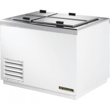True THDC-6 12 Cu Ft Horizontal Ice Cream Ice Cream Dipping Cabinet