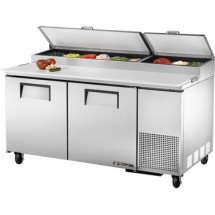 True TPP-67 20.6 Cu Ft Pizza Prep Table