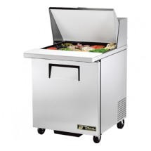 True TSSU-27-12M-C 6.5 Cu Ft Mega Top Sandwich / Salad Prep Table