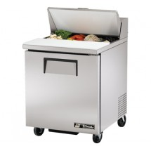 True TSSU-27-8 6.5 Cu Ft Sandwich / Salad Prep Table