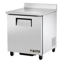 True TWT-27F 6.5 Cu Ft One-Section Work Top Freezer