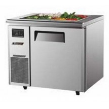 Turbo Air JBT-36 One Section Side Mount Refrigerated Buffet Table