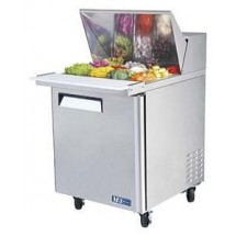 Turbo Air MST-28-12 8 cu. ft M3 Series Sandwich/Salad-Mega Top Unit