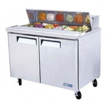 Turbo Air MST-48 12 cu. ft. M3 Series Sandwich/Salad Unit