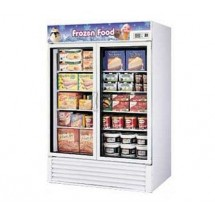 Turbo Air TGF-49F Two-Section Freezer Merchandiser