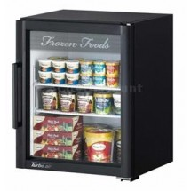 Turbo Air TGF-5SD Super Deluxe Countertop Merchandiser Freezer - 5.9 Cu Ft.
