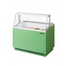 Turbo Air TIDC-47 Ice Cream Dipping Cabinet -  10.31 Cu Ft.