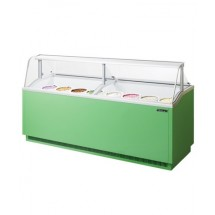 Turbo Air TIDC-91 Ice Cream Dipping Cabinet -  21.19 Cu Ft