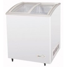 Turbo Air TSD-27CF 4.9 Cu. Ft. Ice Cream Merchandising Chest Freezer