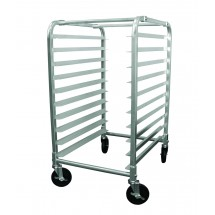 Update International APR-10HD Aluminum 10 Tier Pan Rack