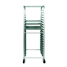 Update International APR-20HD Aluminum 20 Tier Pan Rack