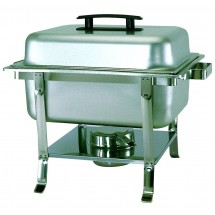 Update International CC-9P Half Size Chafer with Welded Leg