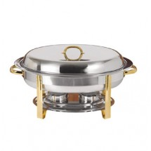 Update International DC-2DF 2 Division Chafer Pan