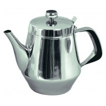 Update International GNS-32 Gooseneck 32 Oz. Teapot