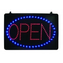 Update International LED-OPEN Open LED Sign